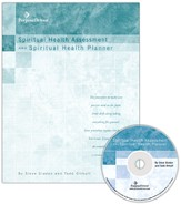Spiritual Health Assessment & Planner w/CD