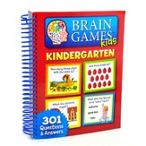 Brain Games Kids: Kindergarten