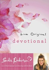 Live Original Devotional - eBook