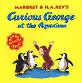 Curious George at the Aquarium, Softcover