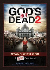 God's Not Dead 2: 40-day Devotional - eBook