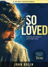 So Loved: Finding Your Place in God's Epic Story - eBook