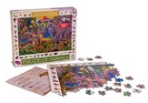 The Parade of Animals Puzzle