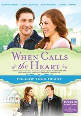When Calls the Heart: Follow Your Heart, DVD