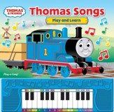 Thomas & Friends: Thomas Songs Play & Learn Piano Book