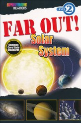 Spectrum Readers: FAR OUT! Solar System, Level 2