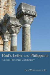 Paul's Letter to the Philippians: A Socio-Rhetorical Commentary [SRC]