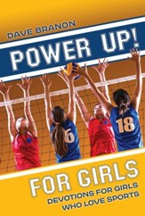 Power Up! for Girls: Sports Devotionals from Sports Spectrum Magazine - eBook