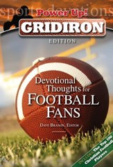 Power Up! Gridiron: Devotional Thoughts for Football Fans - eBook