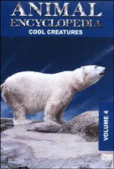Animal Encyclopedia Volume 4: Cool Creatures DVD