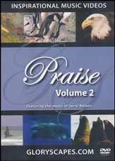 GloryScapes: Praise Volume 2 DVD
