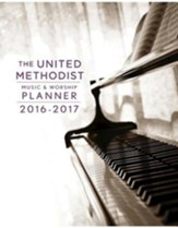 The United Methodist Music & Worship Planner 2016-2017 - eBook