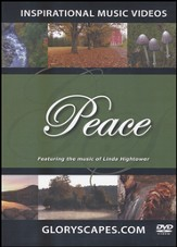 GloryScapes: Peace DVD