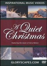 GloryScapes: A Quiet Christmas, DVD