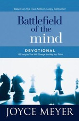Battlefield of the Mind Devotional: 100 Insights That Will Change the Way You Think - eBook