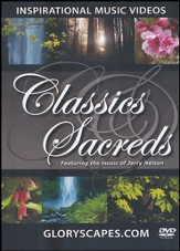 GloryScapes: Classics & Sacreds DVD