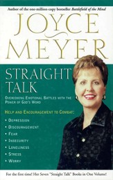 Straight Talk: Overcoming Emotional Battles with the Power of God's Word - eBook