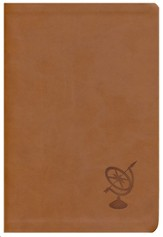 NKJV Chronological Study Bible, Leathersoft Brown