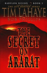 The Secret on Ararat, Babylon Rising Series #2