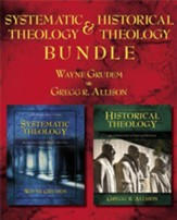 Systematic Theology/Historical Theology Bundle - eBook