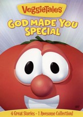 God Made You Special, VeggieTales DVD