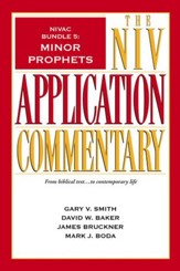 NIVAC Bundle 5: Minor Prophets - eBook