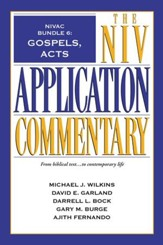 NIVAC Bundle 6: Gospels, Acts - eBook