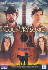 Like a Country Song, DVD