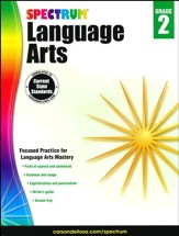 Spectrum Language Arts Grade 2 (2014 Update)