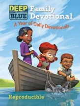 Deep Blue Family Devotional