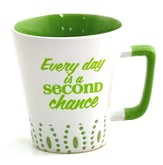 Everyday Is A Second Chance Mug