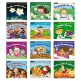 Rising Readers Fiction Set (Spanish Language Edition): Nursery Rhyme Tales 2 (set of 12 titles)