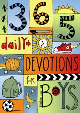 365 Devotions for Boys - eBook