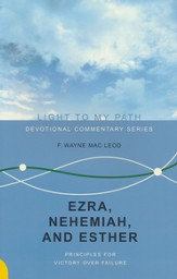 Ezra, Nehemiah and Esther: Principles for Victory Over Failure - Slightly Imperfect