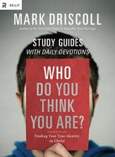Who do You Think You Are?, Study Guides with Daily  Devotions