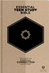 The HCSB Essential Teen Study Bible - eBook