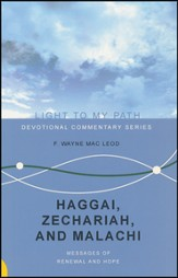 Haggai, Zechariah and Malachi: Messages of Renewal and Hope - Slightly Imperfect
