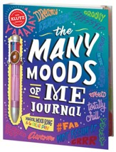 Many Mood Of Me Journal