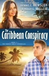 The Caribbean Conspiracy - eBook
