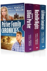 The Parker Family Chronicles (3 Books in 1) - eBook
