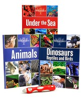 SDX Britannica Animals Boxed Set - Slightly Imperfect