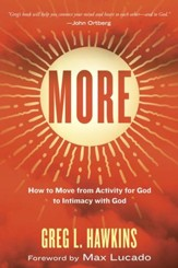 More: God Has Everything Waiting for You - eBook