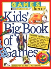 Kids Book of Games