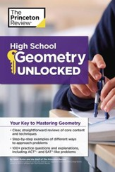 High School Geometry Unlocked - eBook