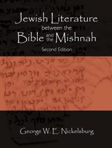 Jewish Literature between the Bible and the Mishnah, Second Edition