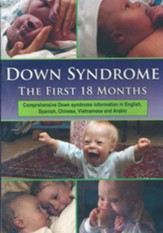 Down Syndrome: The First 18 Months on DVD