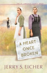 A Heart Once Broken - eBook