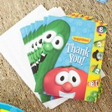 Veggie Tales Thank You Notes, Package of 8