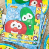 Veggie Tales Paper Napkins, Package of 16