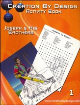 Activity Book - Joseph & His Brothers